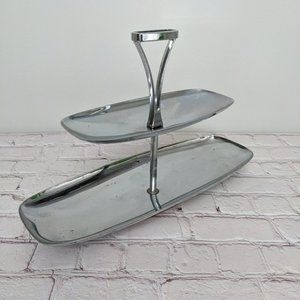 VTG Milbern Tidbit Tray Mid Century Modern Art Dec